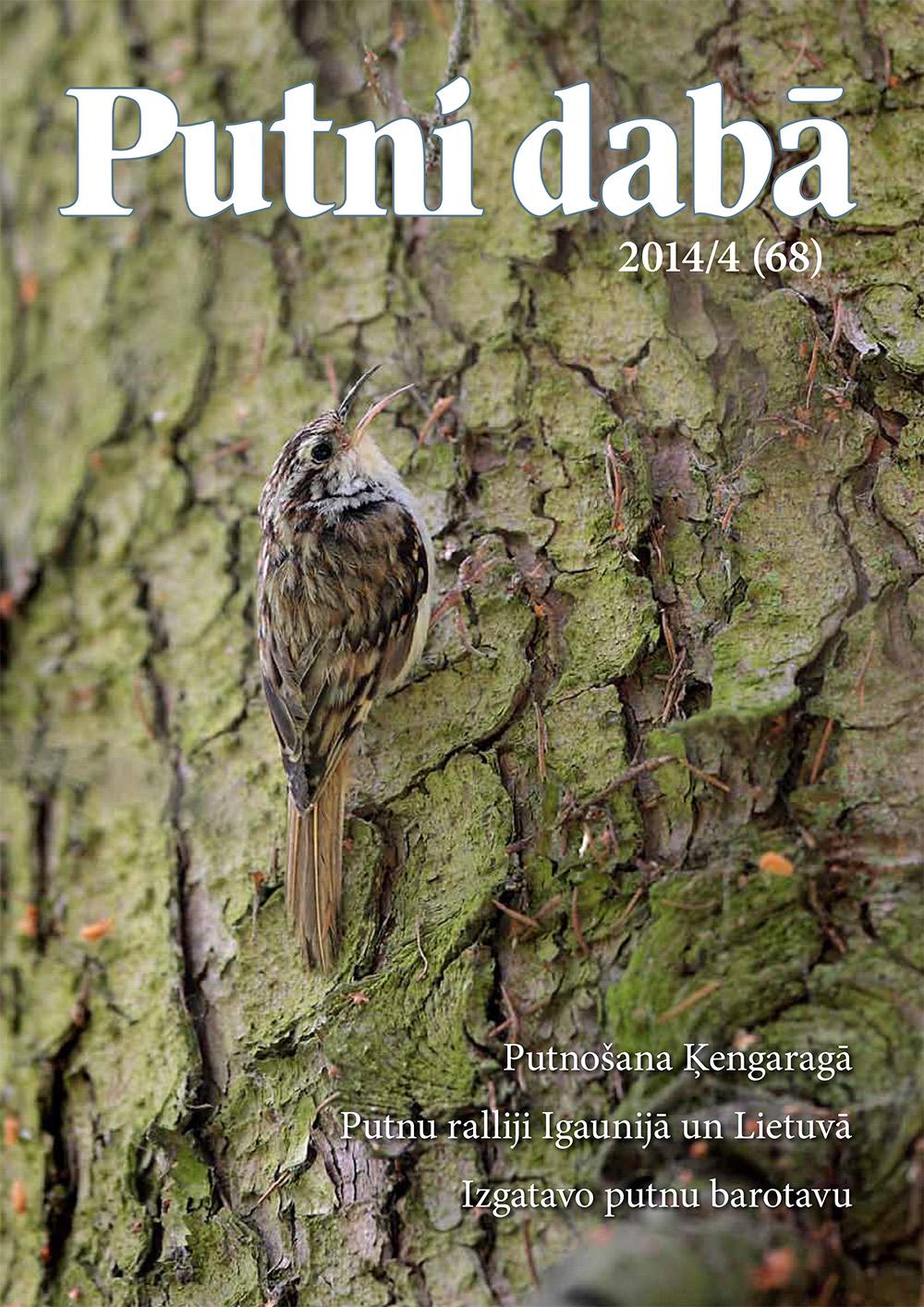 Putni dabā 68 (2014/4)