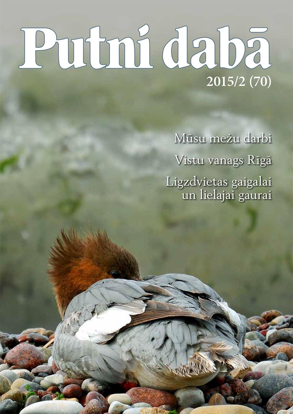 Putni dabā 70