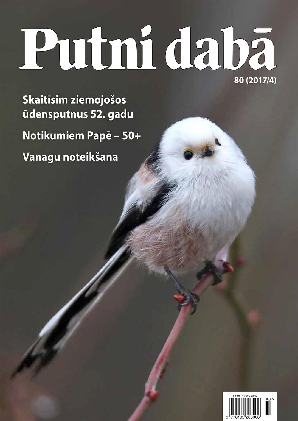 Putni dabā 80 (2017/4)